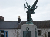 Supporting image for showcase 'War Memorials Trust visit to Dumfries and Galloway schools'